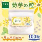 森羅万象堂 菊芋の粒 100粒  国産  熊本県産 タブレット