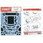 1/24 M6 GT3 カーボンデカール(P社1/24対応)