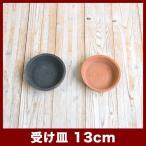 植木鉢 陶器鉢 モスポット 受け皿 13cm