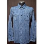 Pure blue japan イレギュラーインディゴシャツ