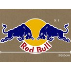 �������� / ���� / PVC���� / RED BULL ��åɥ֥� �� ���ƥå��� BLUE �������� �饤���� �ɿ����