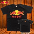 日本未入荷!ソフトボディ 2019 Red Bull Tシャツ  S・M・L・XL -  レッドブル ブラック