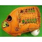 型付け無料 ルイスビルスラッガー LOUIDVILLE SLUGGER TPX 外野用グラブ オレンジ×タンヒモ Tネット 野球・ソフト兼用