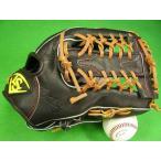 型付け無料 ルイスビルスラッガー LOUIDVILLE SLUGGER TPX 外野用グラブ ブラック×タンヒモ Tネット 野球・ソフト兼用