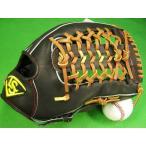 型付け無料 ルイスビルスラッガー LOUIDVILLE SLUGGER TPX 外野用グラブ ブラック×タンヒモ 野球・ソフト兼用