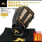 アトムズ 限定 パンチングメッシュ 硬式 外野手用 グローブ グラブ ホーウィン革使用 型付け・グラブ袋刺繍無料 高校野球対応 AHP-7 あすつく