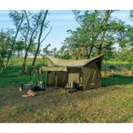 ユニフレーム REVOタープsoloウォールセット カーキグリーン / アウトドア キャンプ シェルタータープ