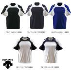 デサント 野球用 ベースボールシャツ レギュラーシルエット DB-115 des17ss