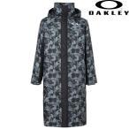 あすつく oakley オークリー ロングコート ベンチコート クリアランス ENHANCE WIND WARM LONG COAT 9.7 412856JP oak19fw coat19