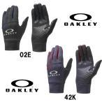 あすつく オークリー OAKLEY トレーニング グローブ 防寒用 手袋 フリース 94314JP oak17fw