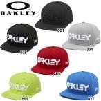 あすつく OAKLEY オークリー NewEra キャップ 帽子 MARK II NOVELTY SNAP BACK 911784 oak17fw