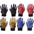 あすつく 特価 半額 50%OFF オンヨネ 両手組 バッティング手袋 プロモデル OKA96911 on17sale