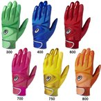 8月上旬発送予定 限定モデル アシックス 両手組 バッティング手袋 カラー手袋 3121A007 asi18fw