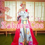Fate/GrandOrderセイバーアルトリア・ペンドラゴン新年ドレスコスプレ衣装ハロウィン変装仮装コスチューム大人cosplayイベントアニメクリスマス