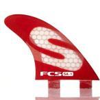 FCS FIN S25 PC TRI FIN SET サイモン アンダーソン サーフボード フィン FCS SA1 SA2 フィン S-25
