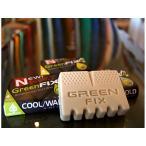 サーフィン ワックス グリーンフィックス サーフワックス Green Fix SURF WAX 溶けないワックス