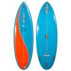 "MACCOY ALL ROUND NUGGET 6'6"" BLUE/ORANGE XF 3F マッコイ エポキシ サーフボード  サーフィン サーフボード 小波用"