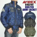AVIREX アビレックス アヴィレックス 6162141 キルテッドアーミージャケット メンズ 中綿ジャケット キルティングジャケット ミリタリー avirex 5%OFF 送料無料