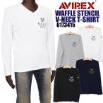 アビレックス Tシャツ メンズ 画像