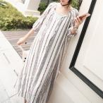 マタニティ エスニックロングワンピース可愛い妊婦服 大きいサイズ 送料無料