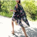 マタニティ ビーチワンピース可愛い妊婦服 大きいサイズ 送料無料