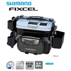 ●シマノ クーラーボックス フィクセル ライト ゲームスペシャル2 90 LF-L09P ブラック (46234)  【まとめ送料割】
