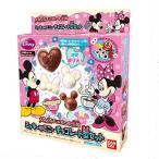 【おもちゃタイムセール】くるくるチョコレート工場専用 ミッキー&ミニーチョコレート型セット 「ディズニー」
