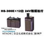 ズバリ価格!新神戸[日立化成]HS-250E 触媒栓付鉛蓄電池