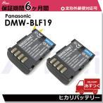 2個セットPanasonic DMW-BLF19互換バッテリー LUMIX DMC-GH3A DMC-GH3H DMC-GH3 DMC-GH4 DMC-GH4H カメラ対応DC-GH5M-K