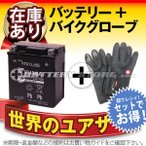 YTX7L-BS (STX7L-BS GTX7L-BS FTX7L-BS KTX7L-BSに互換) 台湾ユアサ 長寿命・保証書付き レビューを書いたら送料無料 バイクバッテリー