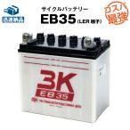 その他溶接機 EB35 (LER型端子) スーパーナット 保証付 サイクルバッテリー (産業用鉛蓄電池)
