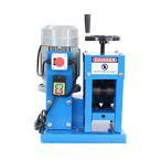 電動ワイヤーストリッパー 2mm〜60mm ケーブルストリッパー 電動皮むき機 被覆剥き機 剥線機 電線皮むき機 ブルー
