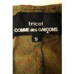 トリココムデギャルソン tricot COMME des GARCONS ワンピース レディース サイズS 中古 ブランド古着バズストア 191017