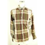 インディヴィジュアライズドシャツ individualized shirts ボタンダウン レディース  中古 ブランド古着バズストア 201124
