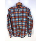 メンズ シャツ インディヴィジュアライズドシャツ individualized shirts サイズ14 1 中古 ブランド古着バズストア 191217