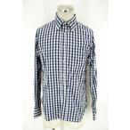 individualized shirts(インディヴィジュアライズドシャツ) シャツ メンズ サイズ151/2 33 ギンガムチェックシャツ 中古