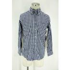 individualized shirts(インディヴィジュアライズドシャツ) シャツ メンズ サイズ141/2-32 ギンガムチェックシャツ 中古