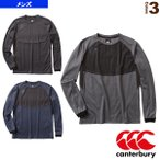 カンタベリー オールスポーツウェア(メンズ/ユニ) L/S CREW TEE/ロングスリーブ クルーTシャツ/メンズ(RP47520)
