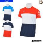 デサント オールスポーツウェア(メンズ/ユニ) サンスクリーン ハーフスリーブシャツ/メンズ(DAT-5750)