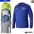 デサント オールスポーツウェア(メンズ/ユニ) デュアルファインメッシュ ロングスリーブシャツ/メンズ(DAT-5756L)