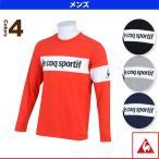 ルコック オールスポーツウェア(メンズ/ユニ) 長袖シャツ/メンズ(QB-110463)