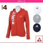 [ルコック オールスポーツウェア(レディース)]長袖シャツジャケット/レディース(QB-515263)