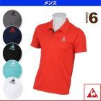 ルコック オールスポーツウェア(メンズ/ユニ) 襟付き半袖シャツ/メンズ(QB-712565)