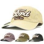 野球帽 Ford フォード ボトルオープナー付き 刺繍 ロゴ ベースボールキャップ メンズ レディース