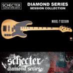シェクター SCHECTER ベース /   MODEL-T SESSION  モデルT セッション カラー:ナチュラル ダイヤモンドシリーズ 2015年モデル 送料無料