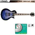 edwards / E-MA-105SD/QM Raindeer Blue  / ESP エドワーズ エレキギター EMA105SDQM キルトメイプル ブルー レスポール・シェイプ 送料無料