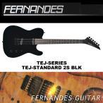フェルナンデス TEJ-STANDARD 2S BLK | FERNANDES エレキギター テレキャスター・タイプ 2シングルピックアップ ブラック(黒) 送料無料