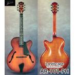 Landscape AR-101/PH ランドスケープ AR101 PH   フルアコジャズギター ペリー・ヒューズモデル 17インチボディーサイズ、ハードケース付属 正規品 送料無料