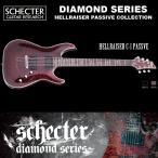 シェクター SCHECTER / HELLRAISER C-1 PASSIVE BCH / ヘルレイザー C1 パッシブ ブラックチェリー ダイヤモンドシリーズ 2015年モデル 送料無料