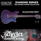 シェクター SCHECTER / HELLRAISER HYBRID TEMPEST ブルー(青)ヘルレイザー・ハイブリッド・テンペスト ダイヤモンドシリーズ エレキギター 送料無料